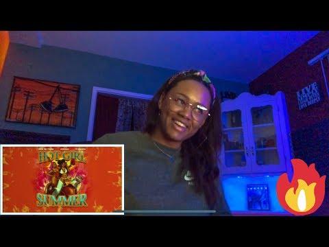 Megan Thee Stallion - Hot Girl Summer ft. Nicki Minaj & Ty Dolla $ign | REACTION