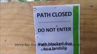 Entering a DO NOT ENTER zone