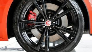 2016 Jaguar F-TYPE X152 MY17 SVR Quickshift AWD Firesand 8 Speed Seq Manual Auto-Clutch Coupe