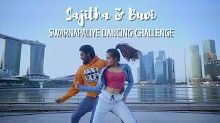 Sajitha & Buvi - Swarnapaliye Dancing Challenge