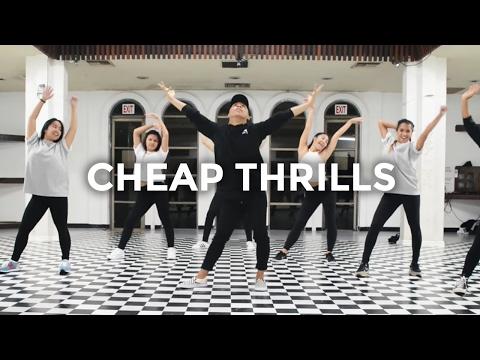 Sia Feat. Sean Paul - Cheap Thrills Dance Video   @besperon Choreography