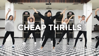 Sia Feat. Sean Paul   Cheap Thrills Dance Video | @besperon Choreography
