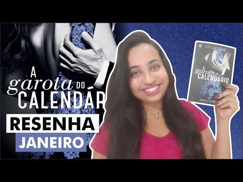 A Garota do Calendário: Janeiro ? Audrey Carlan |Karina Nascimento |Paraíso dos Livros #VerusEditora