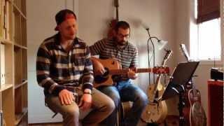 """Winter"" by Joshua Radin - Acoustic cover by Aleksander Walman"