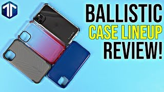 Ballistic Cases for the iPhone 11 Pro Max! The BEST Heavy Duty Protection!
