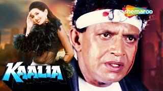 Kaalia (1997) Hindi Full Movie - Mithun Chakraborty - Dipti Bhatnagar - Bollywood Action Movie