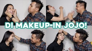 DI MAKEUP-IN JOJO! cukup brutal :))) Video thumbnail