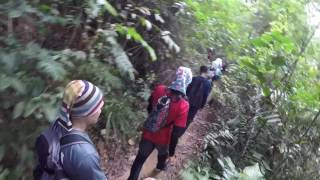 GoPro | Gunung Angsi | With RF Team NXP