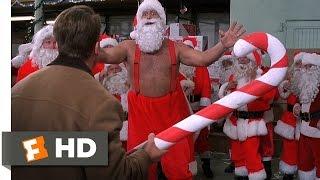 Jingle All the Way (2/5) Movie CLIP - Santa Smackdown (1996) HD