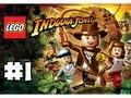 Lego Indiana Jones The Original Adventure Part 1 Crocky