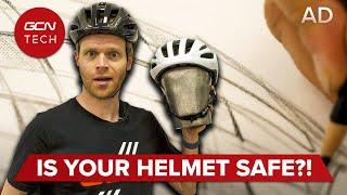 What Goes Into Making A Bike Helmet?   Inside The MET Helmets HQ!