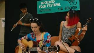 Mother's Ruin - The Miltones - Auckland Folk Festival 2017