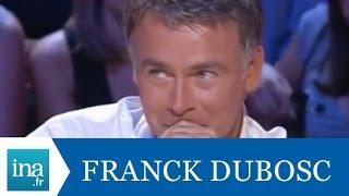 TÉLÉCHARGER FRANCK DUBOSC JE VOUS AI PAS RACONT