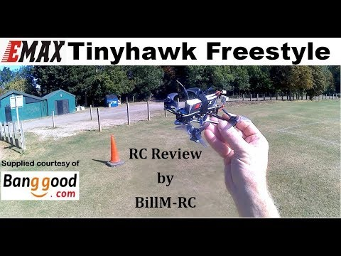 Emax Tinyhawk Freestyle review - Great innovation better than a toothpick or cube