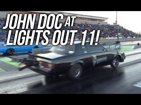 John Doc's Black Sheep Grand National at Lights Out 11!