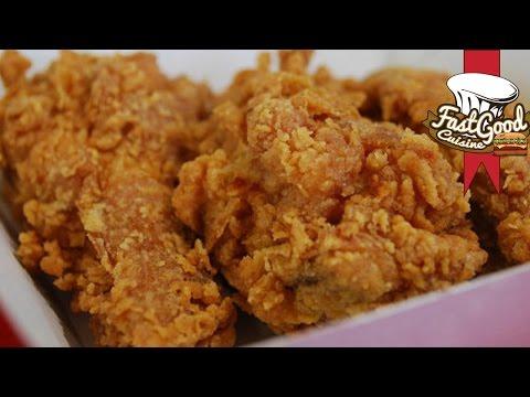 Comment faire du poulet KFC | FastGoodCuisine