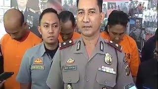 Polsek Denpasar Barat Tangkap Pelaku Curanmor Spesialis Kunci Nyantol