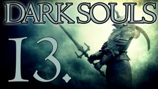 preview picture of video 'Let's Play CZ ║ Dark Souls ║ 13. Část ║ WhySoSad'
