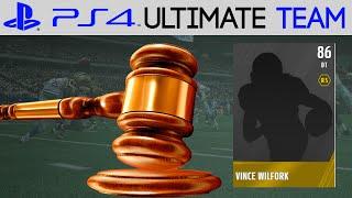 Madden 15 Ultimate Team: GOLD OVER ELITE! | PS4 Auction Block Series pt.1