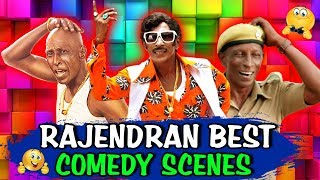 Rajendran Best Comedy Scenes | South Indian Hindi Dubbed Best Comedy Scenes