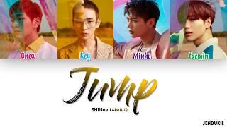 SHINee (샤이니) - 'JUMP' Lyrics [Color Coded Han Rom Eng]