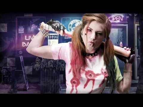Harley Quinn Halloween schmink tutorial