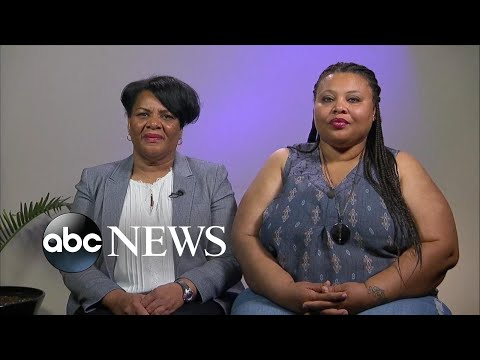 Grandmother describes her first moment of freedom after 22 years in prison