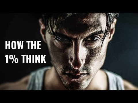 How Successful People Think Motivational Speech - MINDSET OF THE 1%