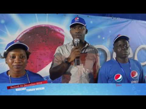 Pepsi Tour Plein Air Marcory
