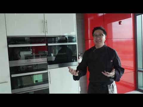 Live Cooking Demo: Steam Ovens