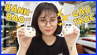 Misthy lần đầu ăn đồ HòngKong sang choảnh || WHAT THE FOOD