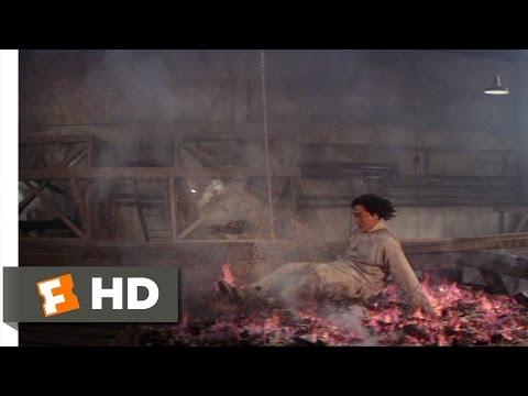 Flaming Coals, Drunken Master II (1994)