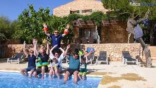 Video Ralf und Familie auf der Finca Sa Figuera
