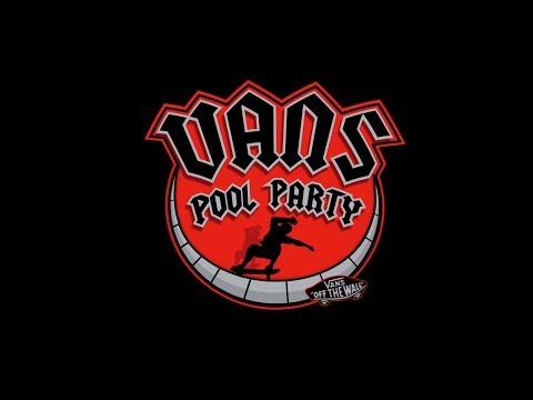 2018 Vans Pool Party