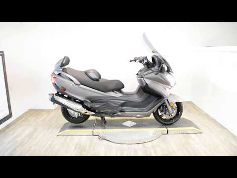 2014 Suzuki Burgman™ 650 ABS in Wauconda, Illinois - Video 1