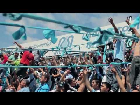 """torneo inicial 2012 - Fecha 11- All Boys 1 vs, BELGRANO 0 LA HINCHADA DEL PIRATA"" Barra: Los Piratas Celestes de Alberdi • Club: Belgrano"