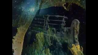 Титаник на дне океана 2014