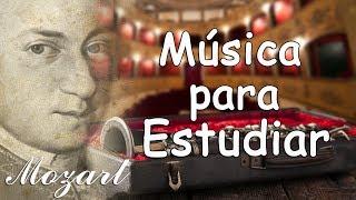 Mozart Música Clásica Relajante para Estudiar y Concentrarse, Trabajar, Relajarse, Leer