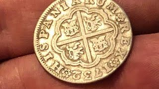 Metal Detecting NYC: 288 YEAR OLD SILVER! Ultimate Bucket List Coin!