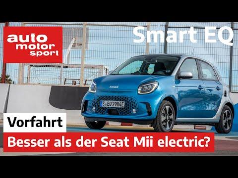 Smart EQ Forfour 2020: Besser als der Seat Mii electric? – Review/Fahrbericht | auto motor und sport