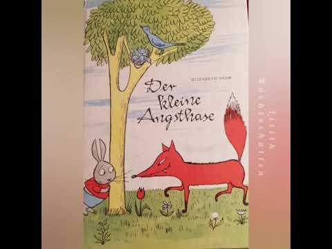 Der kleine Angsthase - DDR Kinderbuch/ Hörbuch