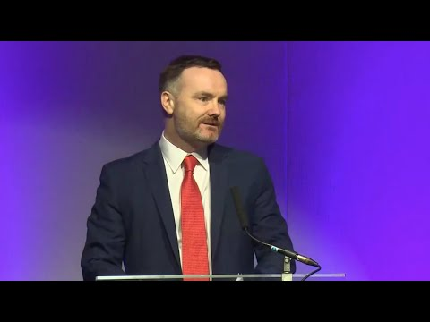"""Christianity Challenged"" – Simon Calvert speaking at GideonsUK National Convention 2019"