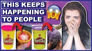 THROW OUT Your Old Play-Doh Before This Happens!
