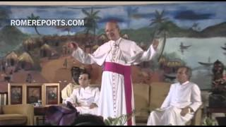 Biography of Bishop Alvaro
