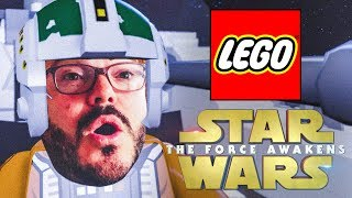 Let's play LEGO STAR WARS & other things too
