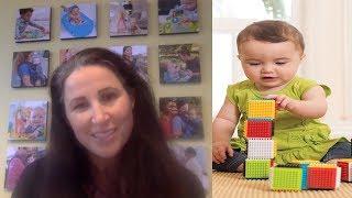 Infantino - Sensory Blocks!