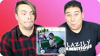 TRY NOT TO LAUGH CHALLENGE | ft. Mason Sperling
