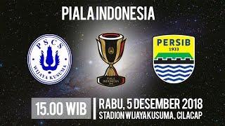 Live Streaming Piala Indonesia PSCS Cilacap Vs Persib Bandung, Rabu Pukul 15.00 WIB