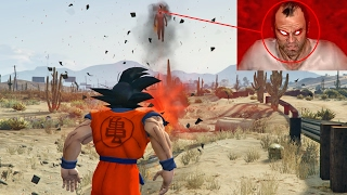 Goku vs Trevor: MAPA DE DRAGON BALL!! (GTA 5 Mods) - dooclip.me