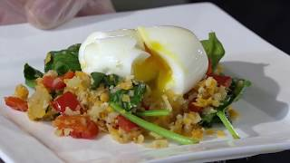 Healthy Breakfast Hash Video - Brigham and Women's Hospital